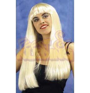feest blond kostuum