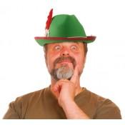 Tiroler hoedje groen