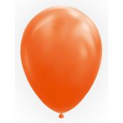 Oranje Ballonnen 30cm per 10