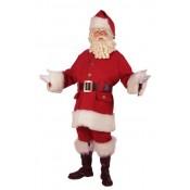 Kerstman kostuum Santa Claus Luxe