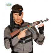 AK 47 Geweer 62 cm met licht en geluid