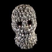 Schedel Masker de Luxe