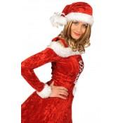Sexy Kerstmeisje jurk