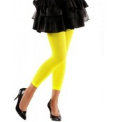 Legging fluor geel