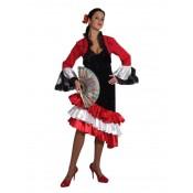 Spaanse jurk luxe