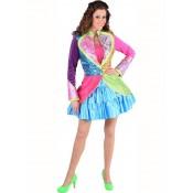 Carnavalsjas Colours Luxe