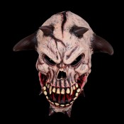 Skull Devil Masker de Luxe