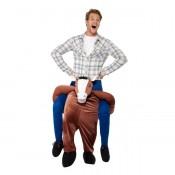 Carry Me Paard Kostuum
