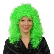Roxy Wetlook Pruik Luxe Groen