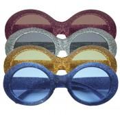 Disco glitter bril
