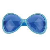 Blauwe Discobril