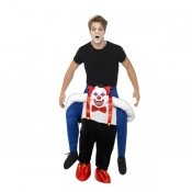 Carry Me Enge Clown Kostuum