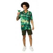 Hawaii Blouse Zomer Groen