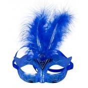 Oogmasker Blauw