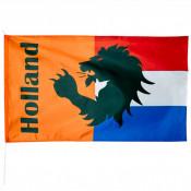Holland Vlag met Leeuw 150 x 90