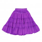 Petticoat Lila, 3-laags Luxe