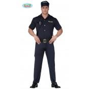 Kostuum Politie Agent