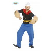 Popeye Kostuum Compleet