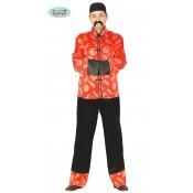 Chinees Kostuum Rood