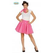 Rock and Roll Girl met Petticoat Roze