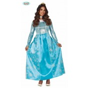 Frozen Prinses jurk Dames