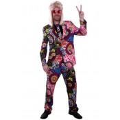 Kostuum Ibiza Disco