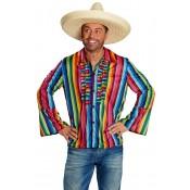 Mexicaanse Blouse Kleurig