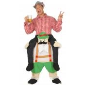 Carry Me Tiroler man kostuum