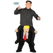 Carry Me Mr President Trump