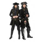 Dames Piratenjas Luxe Fluweel Aanbieding!