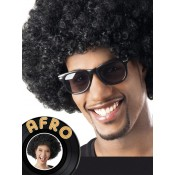 Zwarte afropruik