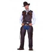 Cowboy Chaps Luxe Bruin