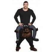Carry me Gorilla kostuum