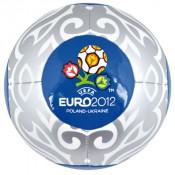 EK 2012 bal zilver-blauw
