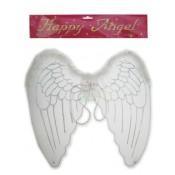 Witte engelenvleugels bont