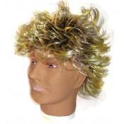 Gelpruik blond