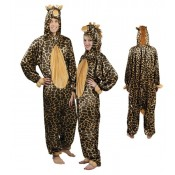 Giraffe Kostuum Pluche