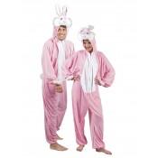 Konijn pak / Haas Pak Roze