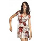 Zombie Bride Jurk