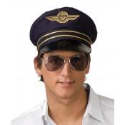 Pilotenpet Captain James
