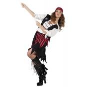 Piraat Suzy - Maat M