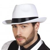 Witte Maffia hoed