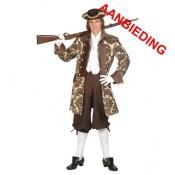 Jas piraat dessin luxe OP=OP