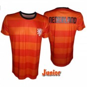 Oranje Shirt Nederland Junior