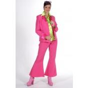 Discopak 70's Fluor roze