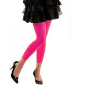 Legging fluor roze