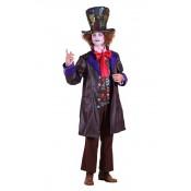 Mad Hatter Kostuum Luxe 5dlg