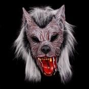 Weerwolf Masker de Luxe