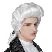 Mozart pruik, markies