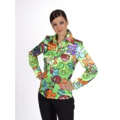 Love and Peace Blouse dames